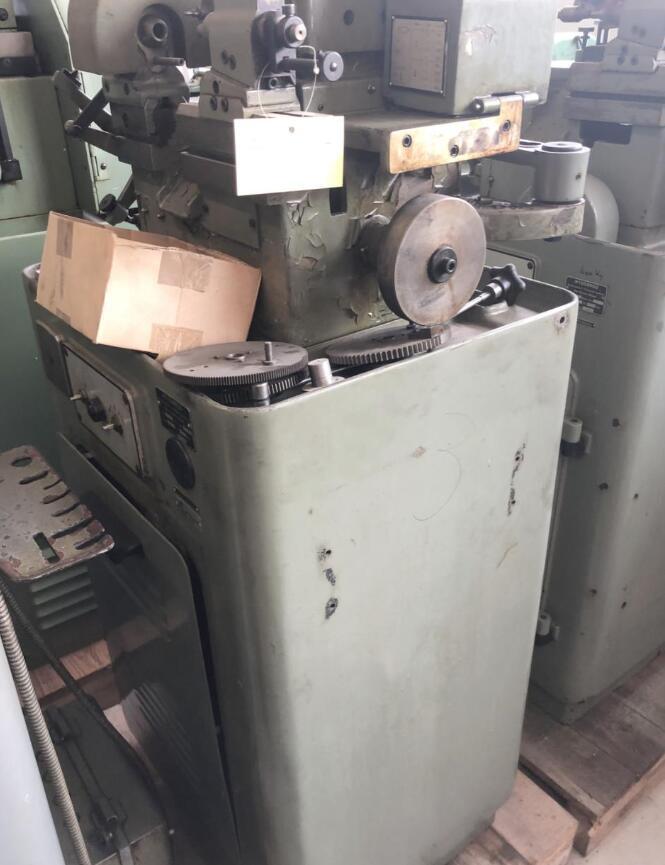 二手滚齿机WYSSBROD 125/IIA进口上海的流程要哪些?