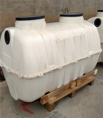 和田1.5立方化糞池玻璃鋼環?;S池費用