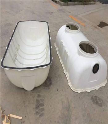 玉门新型化粪池环保玻璃钢化粪池