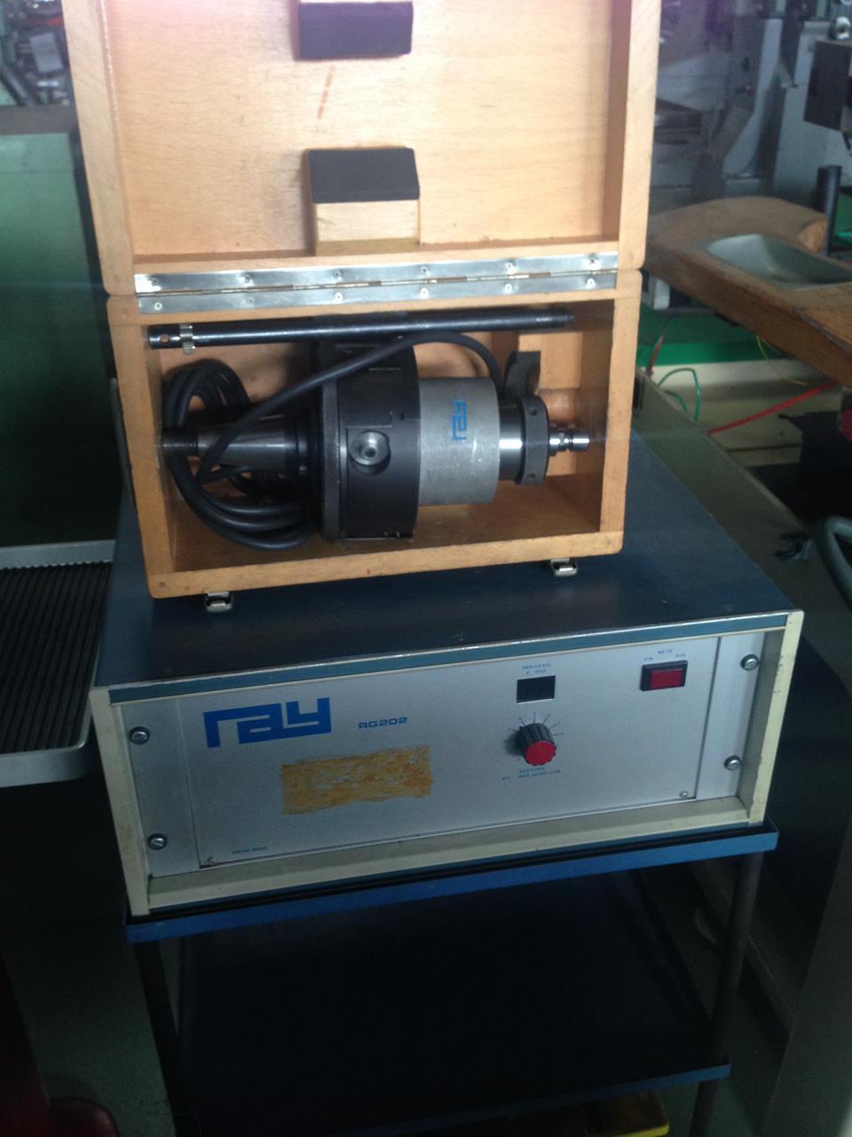 RAY R 10 V(MINI-KSK)坐标磨头二手的可以进口吗?可以