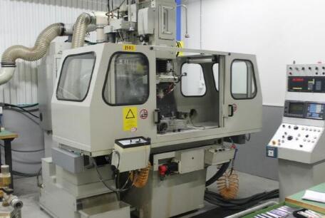 二手瑞士豪泽坐标磨S 35-400进口东莞长安的关税