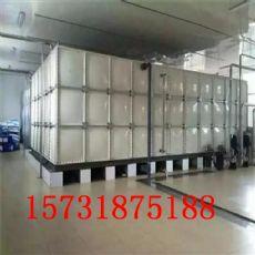 屋頂玻璃鋼水箱  玻璃鋼水箱多少錢泊堯歡迎來電咨詢