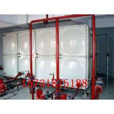 玻璃鋼水箱供應  不銹鋼消防水箱廠家泊堯歡迎來電咨詢