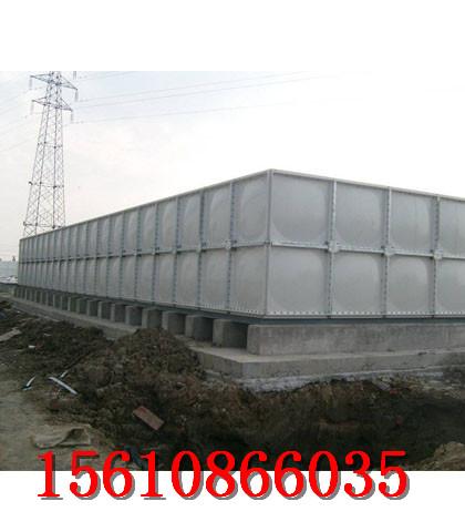 許昌玻璃鋼水箱消防水箱可以用玻璃鋼的嗎|