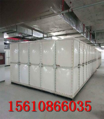 天津玻璃钢水箱玻璃钢储水罐|