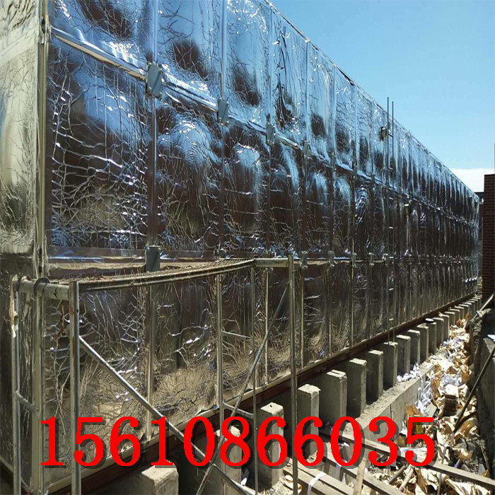玻璃鋼水箱厚度玻璃鋼水箱圖組裝圖解|