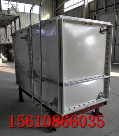 宁夏玻璃钢水箱玻璃钢储水罐厂家|