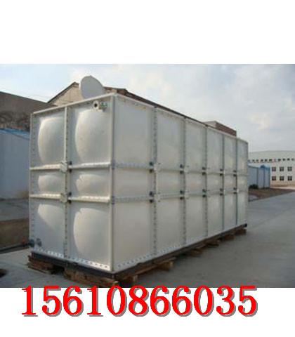 石家莊玻璃鋼水箱家用儲水箱水管安裝方法|