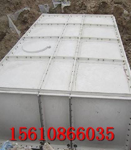 玻璃鋼水箱裂縫組合式玻璃鋼水箱是怎樣組裝的|