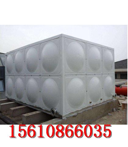 內蒙古玻璃鋼水箱不銹鋼水箱廠家|