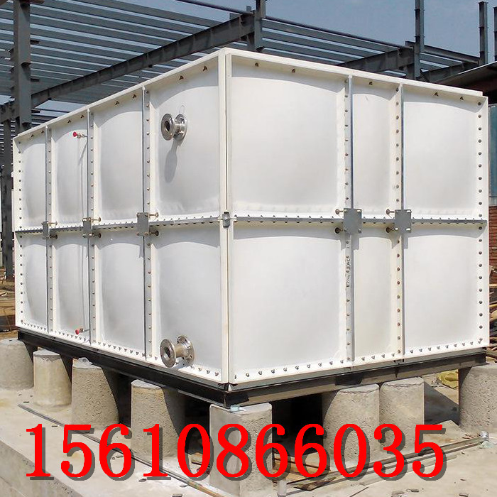 玻璃钢水箱好不好玻璃钢储水罐价格|