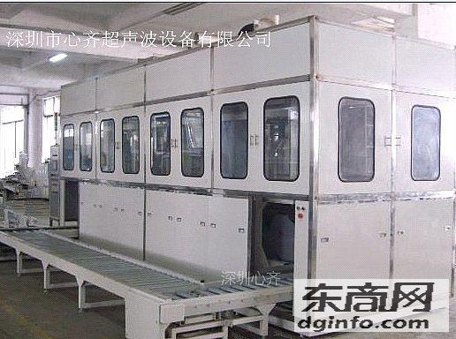 深圳工業全自動高精密智能化清洗機廠家直銷