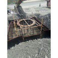 衡山單立柱制作加工廠