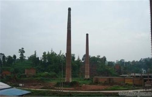 新聞:舞鋼磚煙囪拆除公司-安全企業