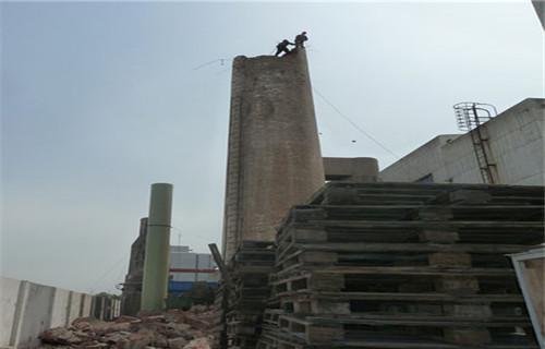新聞:和田磚煙囪拆除公司-節約團結