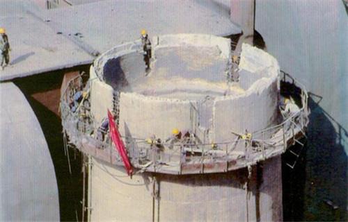 新闻:眉山市锅炉烟囱拆除-全新服务