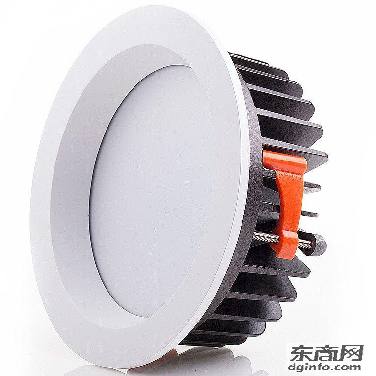 毆規8英寸LED筒燈50W廠家直銷