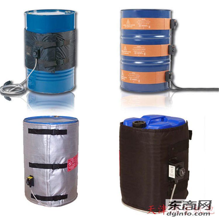 各种规格桶类加热毯 智能控温 拆卸方便