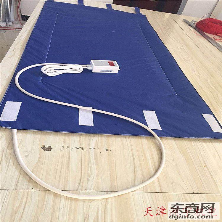 厂家定制各种规格工业电热毯数显温控