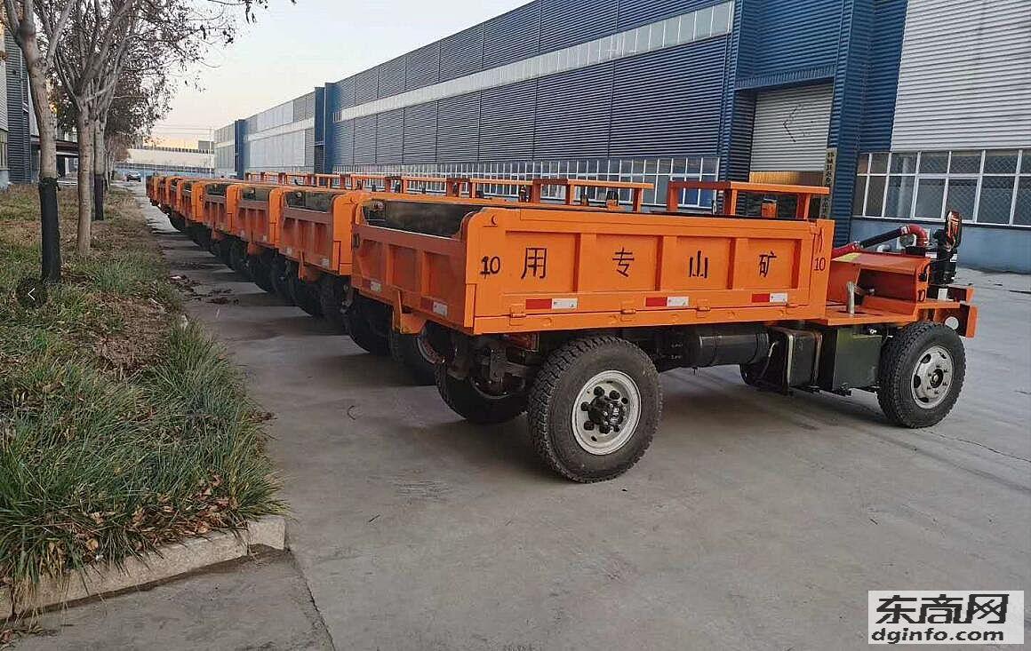 永州4噸、6噸、8噸、10噸、12噸窄體巷道運輸車廠家電話