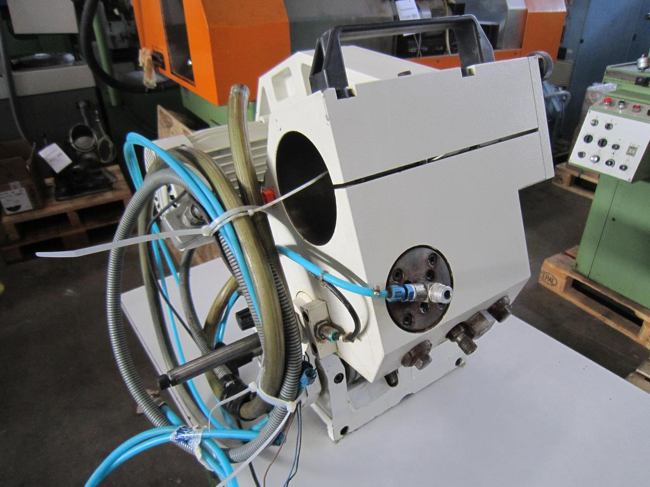 STUDER S 30-40内部研磨附件二手的进口手续流程