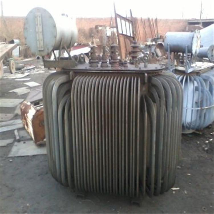平湖銅芯油式變壓器回收價格多少