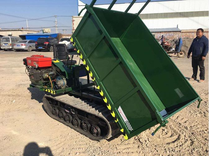 巴中履帶運輸車1噸-4噸專業生產廠家