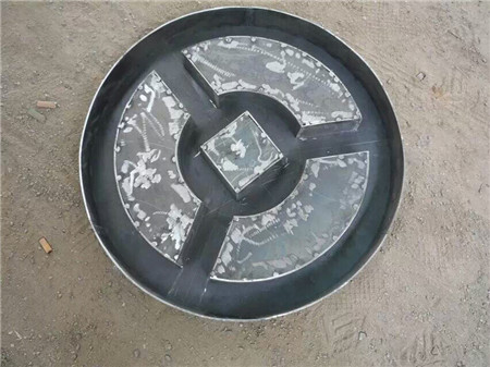 大进方形井盖钢模具-圆形井盖钢模具-专业生产水泥井盖模具厂