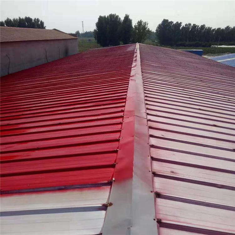 彩钢瓦防锈金属屋顶翻新涂料一平方价