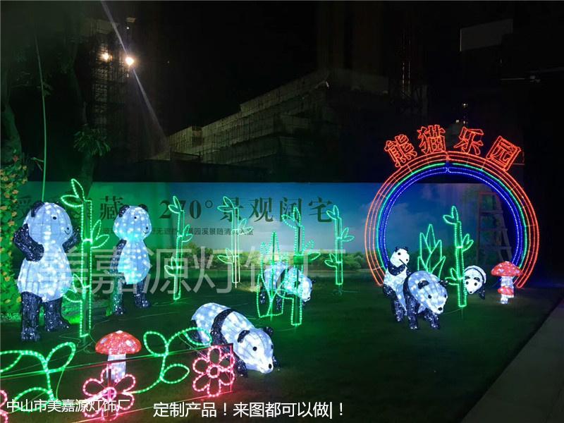 新品燈光小品大圖,led,大型燈光節專用燈具,帆船,扇子,發光樹,動物燈,3d立體造型燈