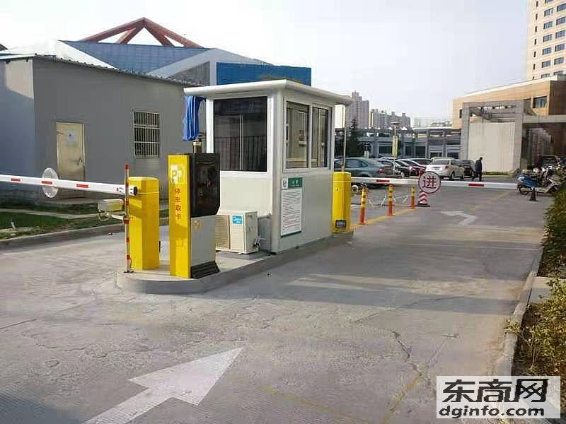 西安停車場管理系統西安停車場道閘西安自動門