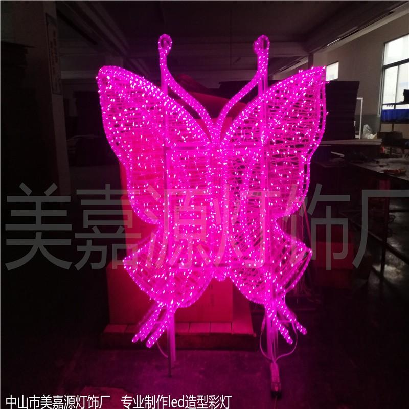 2021新品  燈光節 展示 廠家直銷  大型亮化項目燈,燈光節海盜船,五彩繽紛造型燈