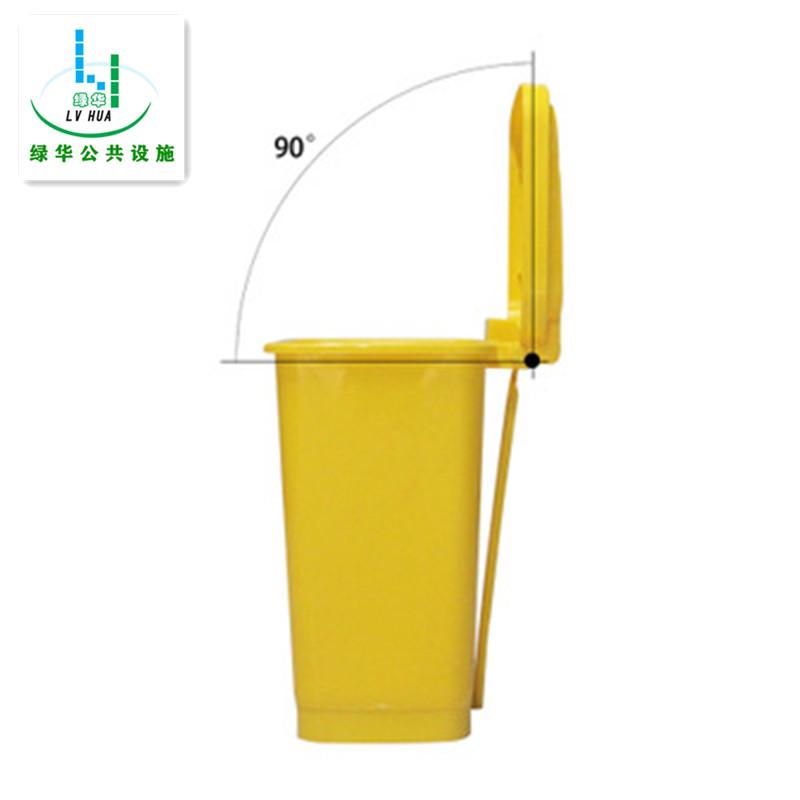 隨州240升加厚垃圾桶批發價格表