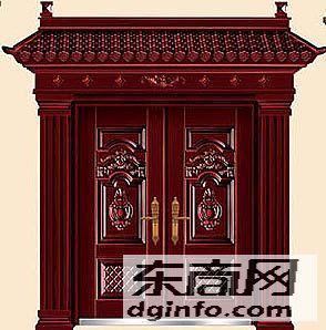 西安仿古銅門