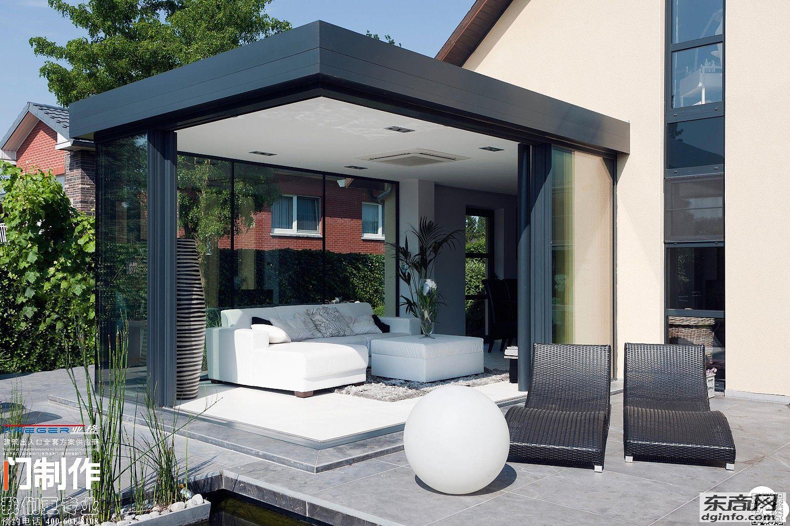 西安玻璃雨棚陽光房