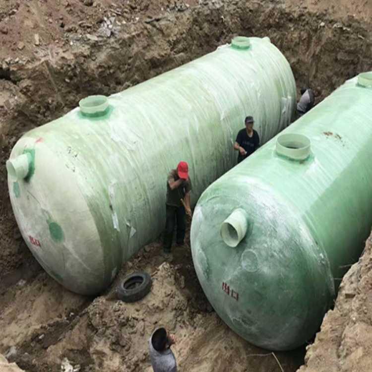 供應懷化農村污水循環設備污水處理罐