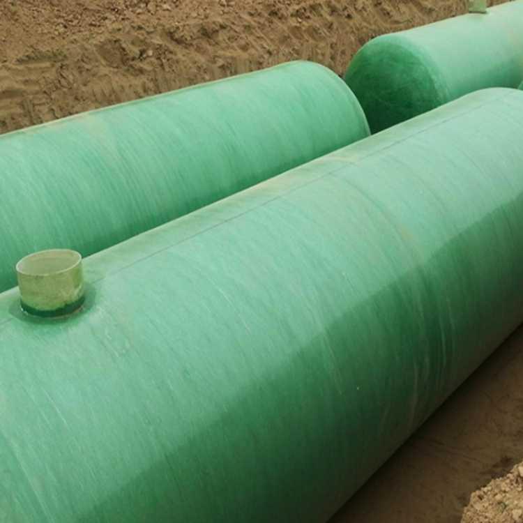 新農村城鎮污水調節池 玻璃鋼污水處理設備裝置
