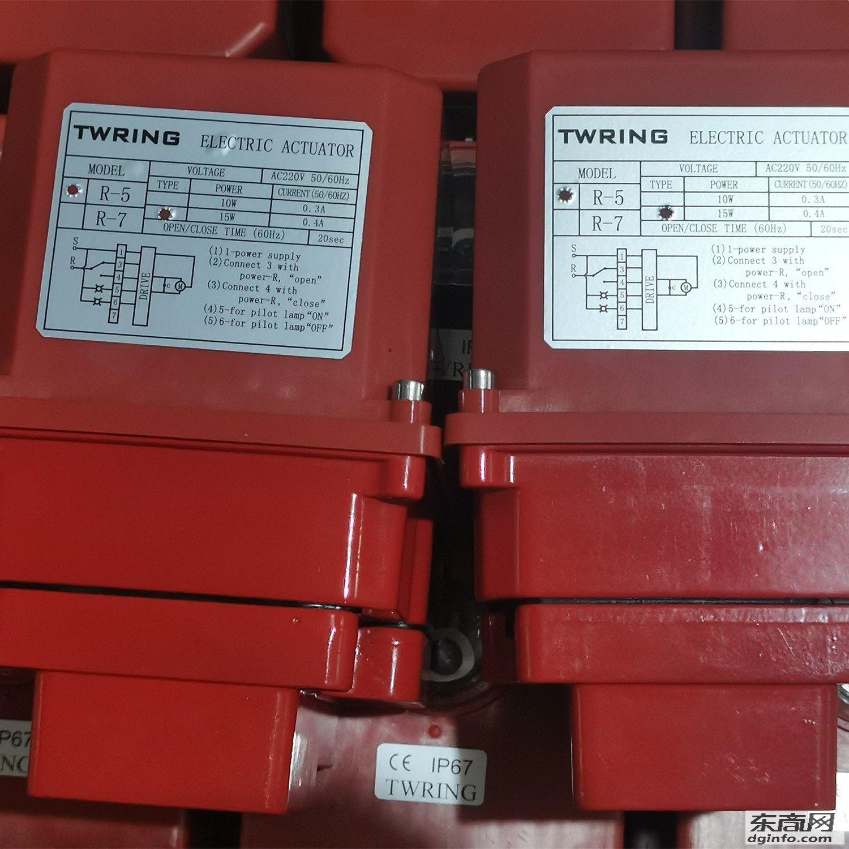 臺灣R-5電動執行器進口R-5執行器