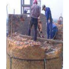 永州烟囱拆除公司(拆除砖烟囱)