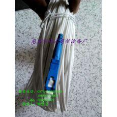 皮线跳线皮线尾纤加强筋光纤跳线