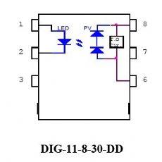 光耦DIG-11-8-30-DD1