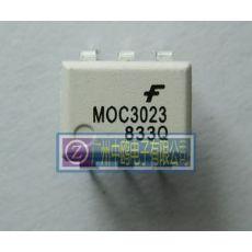 光耦MOC3023直插