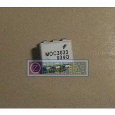 光耦MOC3033直插