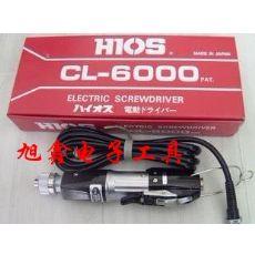 日本HIOS电批,CL-6000电批/电动螺丝刀
