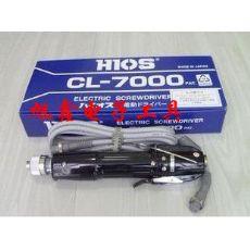 日本HIOS电批,CL-7000电动螺丝刀