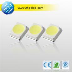 广州众恒光电LED小功率0.07W3528SMD白光贴片灯珠LED发光二极管--1W白光大功率发光二极管