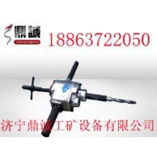ZK19型矿用轨道气钻气动轨道钻