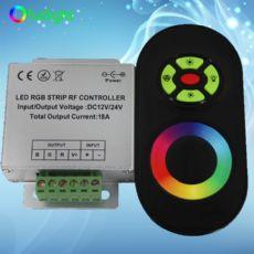 无线rgb灯条控制器,三回路rgb控制器