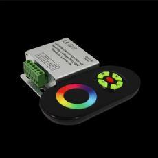 led控制器无线rgb灯条控制器触摸rgb控制器