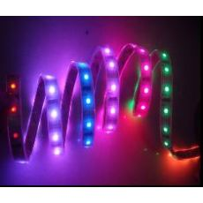RGB灯条变色彩灯